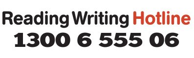 Reading Writing Hotline Logo